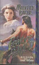 Feather In the Wind by Madeline Baker (1997,Paperback)