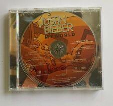 BIEBER, JUSTIN - MY WORLD (CD, 2009)