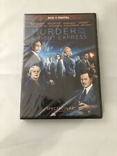 MURDER ON THE ORIENT EXPRESS NEW DVD+ Digital Code