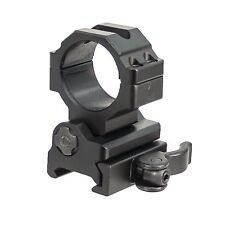 UTG RG-MF30QS 30mm Flip-to-Side, Picatinny/Weaver QD Ring Mount