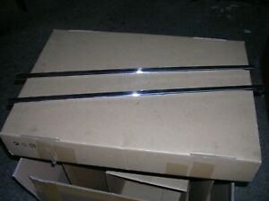 OPEL REKORD - C /  COMMODORE - A    MOULDING  , LUGAGE COMPARTMENT    NEW