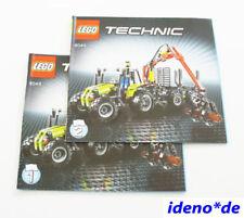 Jeux de construction Lego tracteurs technic