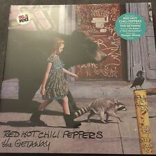 "RED HOT CHILI PEPPER ""THE GETAWAY"" 2 X VINYL LP"" New and Sealed"