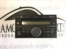 2005-2010 NISSAN NAVARA PATHFINDER RADIO CD PLAYER 28185-EB40B PN-2864N