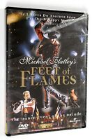 DVD MICHAEL FLATLEY'S FEET OF FLAMES 2000
