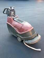 """Minuteman Lumina Battery Floor Burnisher 20"""" Traction Drive Made In USA🇺🇸 USED"""