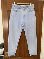Zara Mom Jeans Light Denim Size 40 12