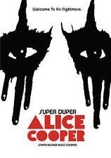 Super Duper Alice Cooper  DVD NEW