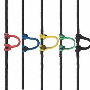 10 Feet Archery D Loop Rope Nocking String Cord Release Material 3M Compound Bow