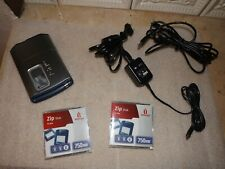Iomega Zip Drive 750 MB / USB 2.0 / 2 x zip 750 disc disketten