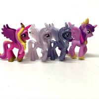 Lot 4 Hasbro MY LITTLE PONY Princess Cadance FRIENDSHIP IS MAGIC Figure girl toy