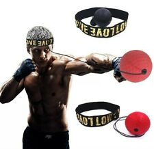 BOXING REFLEX SPEED PUNCH
