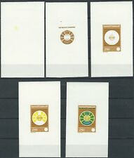 Tunesien - 40 Jahre Landwirtschaftsorganisation der UN Phasendruck 1986 Mi. 1133