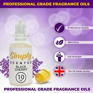 SimplyScented 10ml Professional Fragrance Oil for Wax Melts, Soaps, Body Lotions