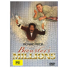 Brewsters Millions, Richard Pryor. A Minor League Baseball Player, John Candy
