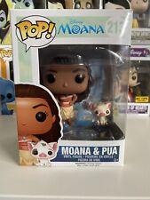 Funko Pop Disney: Moana - Moana & Pua Vinyl Figure