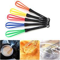 Pro Salon Hairdressing Dye Cream Whisk Plastic Hair Mixer Barber Stirrer Tools