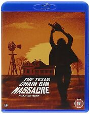 BLU-RAY THE TEXAS CHAINSAW MASSACRE     BRAND NEW SEALED UK STOCK   BLU-RAY