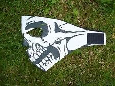 Teschio Faccia Completa Maschera in Neoprene - 3 mm SPESSORE GRANDE DESIGN A MOTORE