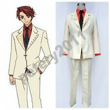 Umineko︰ When They Cry Anime Battler Ushiromiya Halloween Cosplay Costume