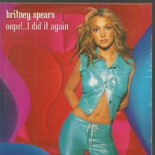 CD SINGLE 3 TITRES--BRITNEY SPEARS--OPPS!...I DID IT AGAIN--2000