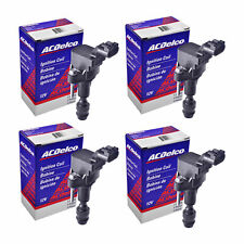 Set of 4 AcDelco Ignition Coil BS-C1552 For Chevrolet Pontiac Saturn GMC 05-17