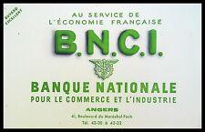Buvard Publicitaire, B.N.C.I. Banque Nationale pour le Commerce et l'Industrie