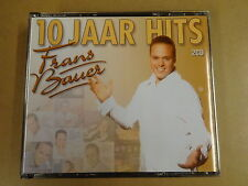 2-CD BOX / FRANS BAUER - 10 JAAR HITS