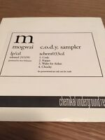 Mogwai c.o.d.y Promo Sampler Come on Die Young CD SCHEM033CD