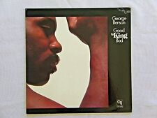 George Benson Good King Bad 1976 CTI-6062 Original 1st US Pressing Gate-Fold VG+
