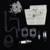 1121 120 0610 Carburetor Air filter kit for Stihl 024 026 MS240 MS260 Chainsaw