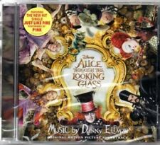 Alice Through the Looking Glass-Bande originale est-CD-Neuf/Neuf dans sa boîte
