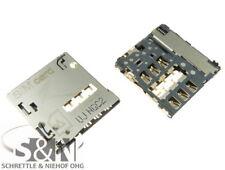Original HTC ONE MAX Simleser Sim Slot Schacht Kontakte Karten Leser