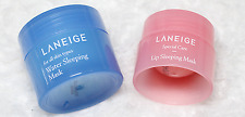 [KOREA MALL] Laneige Water Sleeping Mask 15ml & Lip Sleeping Mask 3g Set[SAMPLE]
