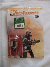 Feuerwehr Mann Welt der Feuerwehr Nr. 89 Neu und OVP siehe Fotos