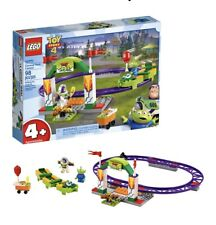LEGO 10771 Toy Story 4 Carnival Thrill Coaster IN-HAND Buzz Lightyear Alien New