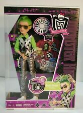 "Monster High ""Dawn of the Dance"" Deuce Gorgon Doll NEW/NIB"