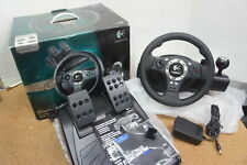 🍀 ‡ NEW DEMO! ‡ Logitech Driving Force Pro Racing Wheel Pedals Set PS3 PC