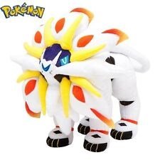 "Pokemon Center Sun & Moon 10"" Solgaleo Plush Toy Anime Stuffed Doll Collection"