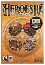 Heroes of Might and Magic IV Apple Brand New Sealed Retail Box - Free U.S. Ship