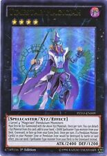 Timestar Magician (PEVO-EN009) - Ultra Rare - Near Mint - 1st Edition