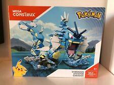 Mattel Mega Construx Pokemon Gyarados Building Set DYF14 New Sealed