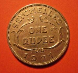 Seychelles 1 Ruppe 1971 KM-13
