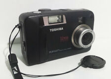 Toshiba PDR M71 3.2 MP Digital Camera Black