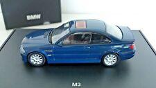 BMW M3 E46 - scala 1:43 - modellino ufficiale BMW