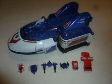 POWER RANGERS DX ZENITH CARRIER ZORD MICRO MINI ZORDS LOST GALAXY FIGURE BANDAI