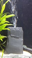 Fennstones real natural bubble slate air stone aquarium fish tank size choice