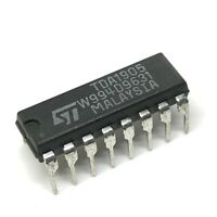 TDA1905 5W AUDIO AMPLIFIER WITH MUTING ST THOMSON