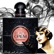 NEW Yves Saint Laurent Black Opium Eau de Parfum 7.5 ml/.25 OZ EDP YSL