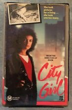 CITY GIRL - VHS / Big Box Ex-Rental / Rare